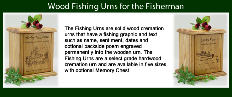 Fishing Urns